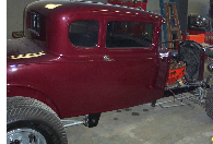32 Ford 5 window
